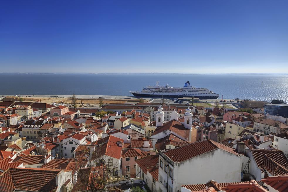 Lisabon loď