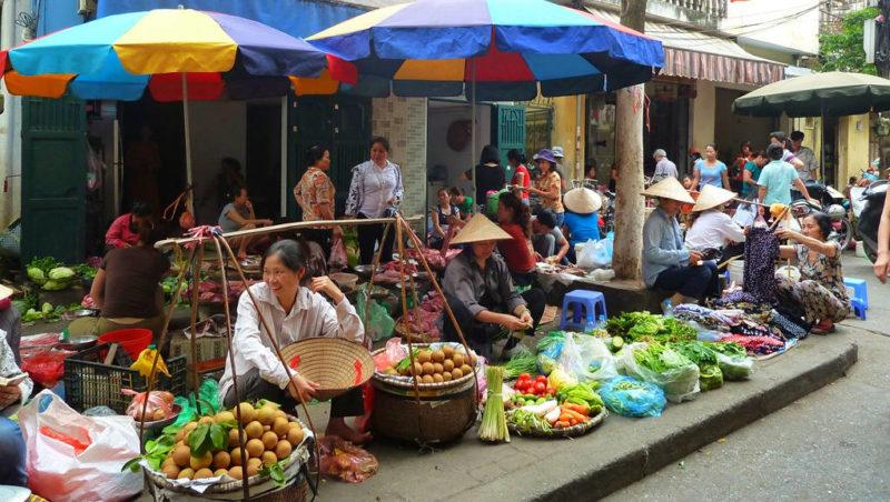 Vietnam-jidlo