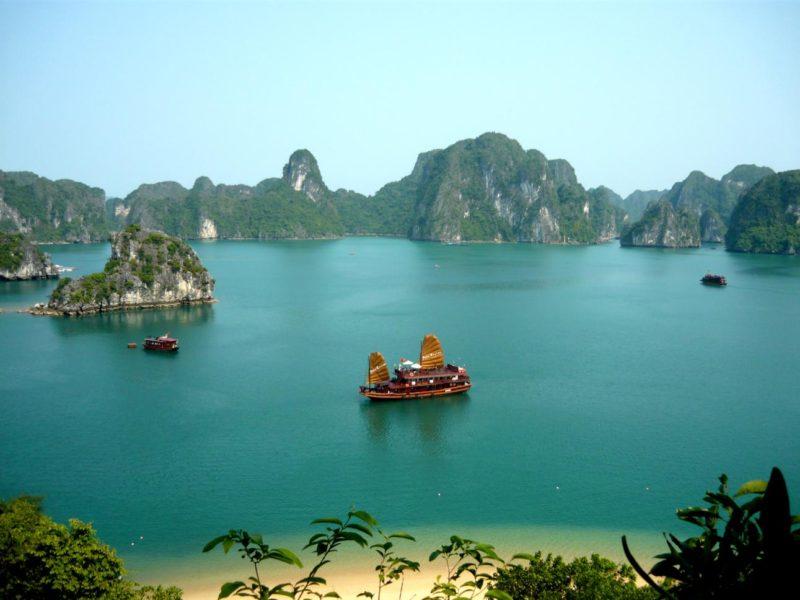 Vietnam plaz