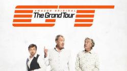 Úžasné úvodní intro nového Clarksonova pořadu Grand Tour