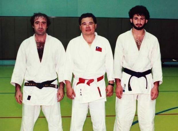 osama-bin-laden-and-his-judo-mates