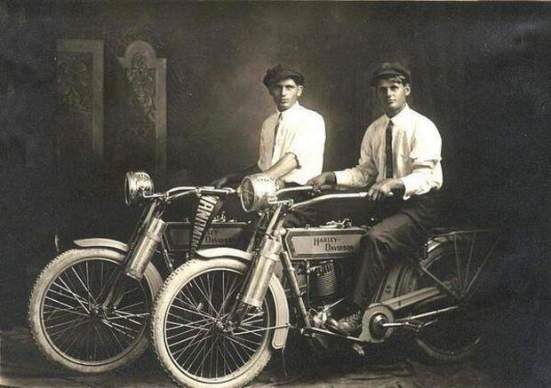 william-harley-and-arthur-davidson-1914
