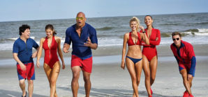 Nový film Baywatch Pobřežní hlídka