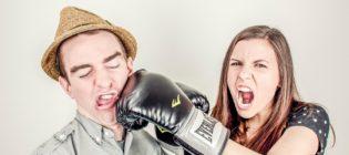 Jak být neporazitelný při hádce s přítelkyní?