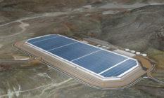 Tesla Gigafactory – unikátní stavba Elona Muska