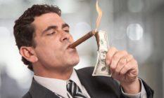 10 důvodů, proč nikdy nezbohatnete