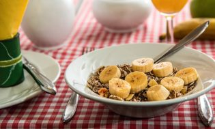Nutrition Morning Cereal
